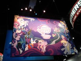 Hasbro MLP Sign by Closer-To-The-Sun