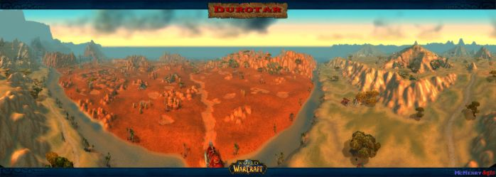 WoW - Durotar by mchenry