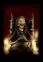 CRYPT KEEPER COLOR by mister-bones