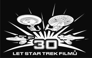 30 years of Star Trek movies by omi-key