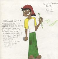 Tucker Foley - 18 Years Old by onedaysoon