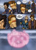 THE LEGENDARY X-MEN!-Before it all started p1 by Sabrerine911