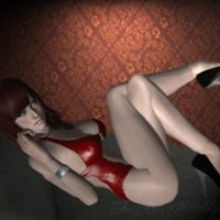 The Lovely Miss. Redfield by IamRinoaHeartilly