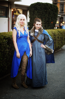 GoT Season 4 premiere by StarbitCosplay
