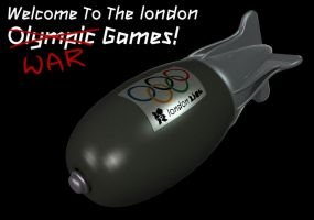 Olympic War Games by YesOwl