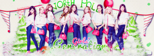 [141221] Cover Facebook SNSD - Merry Christmas by ThaoPhanSone