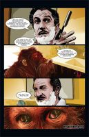 Vincent Price No. 9 Outro page by gravitydsn