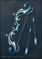Sacred Bow by Rittik-Designs