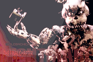 NIGHTMARE:  The Final Chapter 10.31.15 by gold94chica