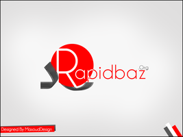 Rapidbaz LOGo by masouddesign