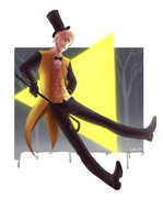 Bill Cipher by kitt2506