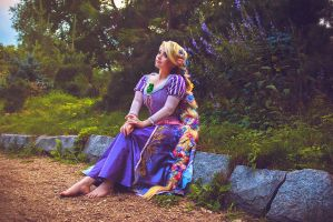 Rapunzel cosplay by MrProton