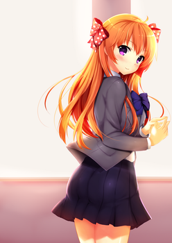 [EVENT]: FAVORITE CHARACTER OF THE WEEK -Chiyo by KahoOkashii