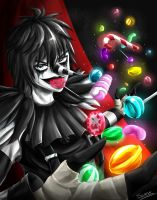 Laughing Jack - Sweet Temptation by Scarvii
