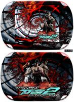 Limited Edition TEKKEN TAG 2 PS VITA by IGMAN51
