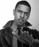 J. Cole by FromPencil2Paper