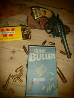 Guns and Bullets by cory27