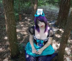 Alice, have I gone mad? by wolfgirl365
