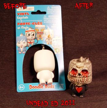 Munny Style Death Compare by Undead-Art