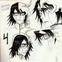 Ulquiorra Collage by hollywood714