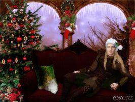 Season's Greetings from Mirkwood by Aranes1