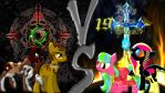 Pony Kombat Clash Final Battle Result by Mr-Kennedy92