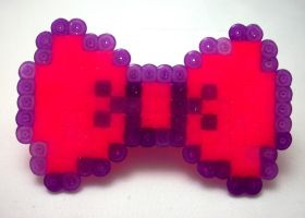 8 Bit Bow by GeekyGamerShop