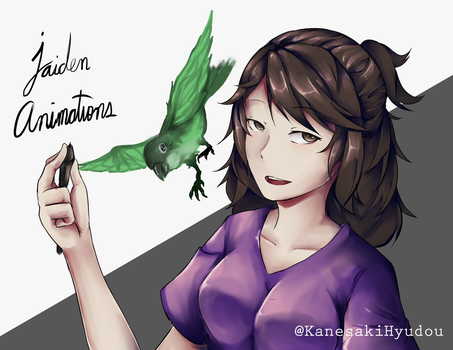 Jaiden Animations by KanesakiHyudou
