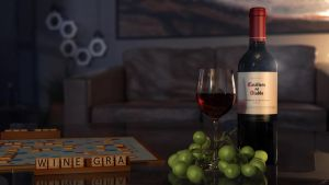 Wine and Grapes by aroche