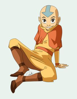 Aang by creates