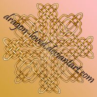 Celtic Knot Color2 by Dragon-loved