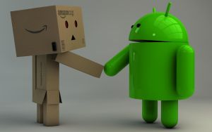 Danbo and Android by Dracu-Teufel666