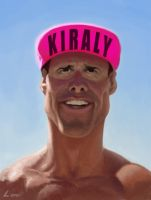 Karch Kiraly by infernovball