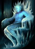 Frozen King by Jukka-R