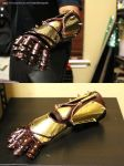 LARPing Gauntlet by CraftedSteampunk