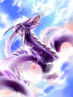 Heavenly Dragon by Philiera