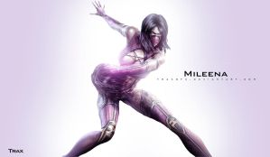 Mileena Pt. 2 by TraxGFX