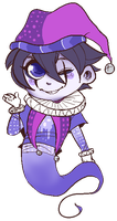 JohnSprite by DonitKitt