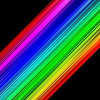 Photoshop Rainbow by bassdrummerkid