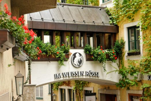 White Horse Inn 1 - St Wolfgang by wildplaces