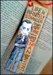 Bookmark Commission - Holmes by nitefise