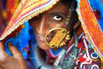 The Golden Nose Ring by poraschaudhary