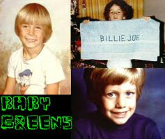 Baby Green Day by songofhateanddeath
