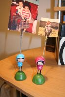 Photo Holder by toinjoints