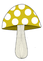 Mushroom by Sir-William-Drake