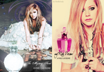 Avril Lavigne Perfume Posters by GiraffeAndy
