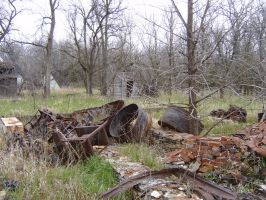 Rural Decay 11 by DarkMaiden-Stock