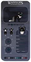 The Rainfall Effect - Duskpaw - Application by TheGreatCattacoon