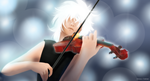 Violinist by Dream--Catcher