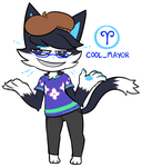 Cool Mayor by Aruesso
